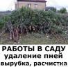 Расчистка участков Воронеж
