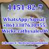 High Purity 2-Bromo-4-Methylpropiophenone CAS 1451-82-7