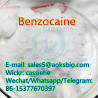 China Factory Supplier 99% Purity Benzocaine Powder 94-09-7