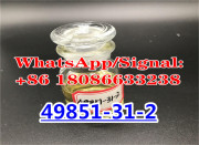 Factory price CAS 49851-31-2 China supplier,Wickr:chinapharm