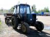 Трактор МТЗ, отвал, ВОМ, отличное состояние