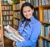 Сотрудник для работы с офисной библиотекой