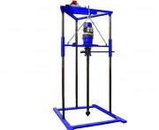 Продам чертежи малогабаритной буровой установки для воды