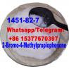 1451-82-7 Big Stock 2-Bromo-4-Methylpropiophenone CAS 1451-82-7