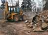 Демонтаж строений, слом зданий, утилизация и вывоз строительного мусо