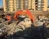 Снос фундамента в Рамони, снести фундамент Рамонь Воронежская область