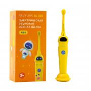 Звуковая щетка Revyline RL 020 Kids в желтом дизайне
