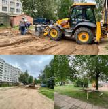 Предстроительная подготовка участка Масловка и уборка участка в Медовке, демонтаж