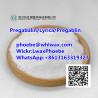 Crystal Pregabalin/Pregablin/Lyrica Shiny powder 148553-50-8