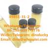 100% Safe Delivery Light Yellow Liquid 2-Bromo-1-Phenyl-Pentan-1-One